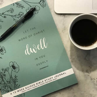 Dwell Bible Study Journal