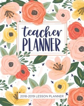 Pretty Simple Planner Teacher Edition