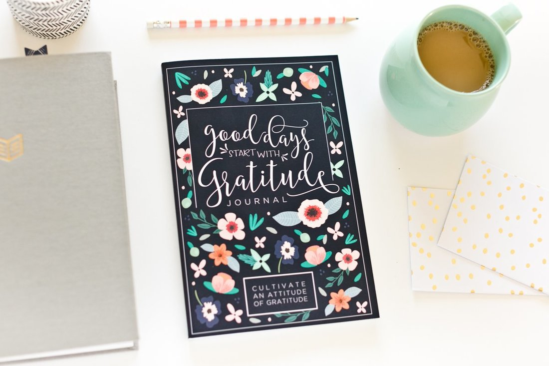 Gratitude Journal layout