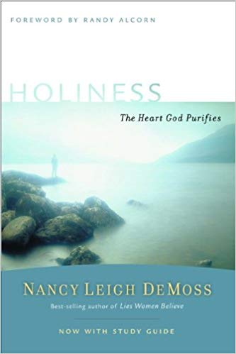 Holiness cover