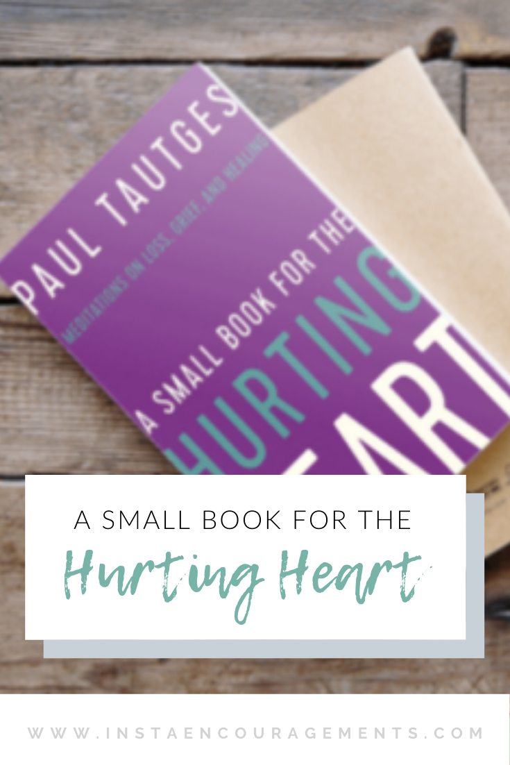 A Small Book for the Hurting Heart
