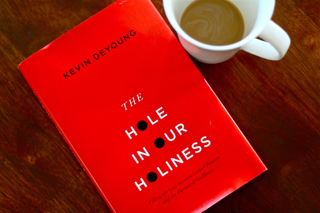 The Hole in Our Holiness by Kevin DeYoung