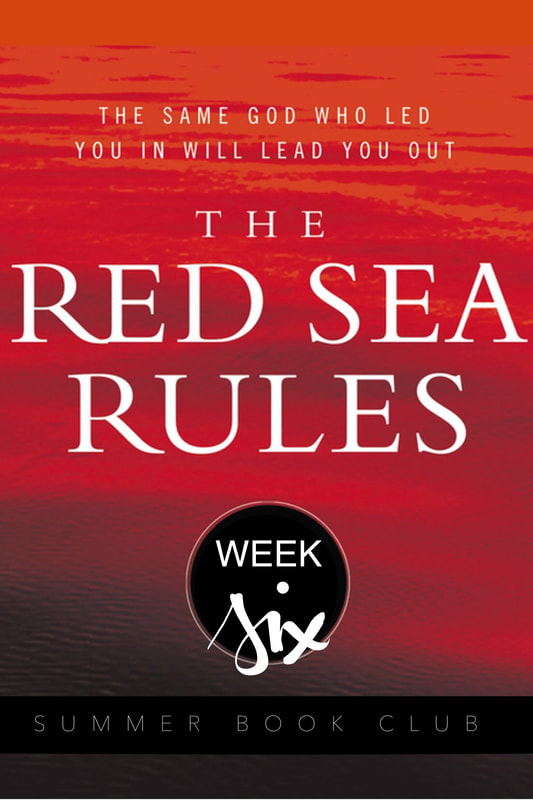 The Red Sea Rules: Week 6 Ever since I first trusted in Jesus as my Savior, I have wondered what it looks like to live by faith. Have you ever wondered about that? What does it mean to live by faith? If you were given the opportunity to follow someone around who genuinely lived by faith, what would that person's life look like? How would he or she make decisions about what to do day-in and day-out? Would they ever put money in a savings account or buy insurance? What does a life of faith look like?