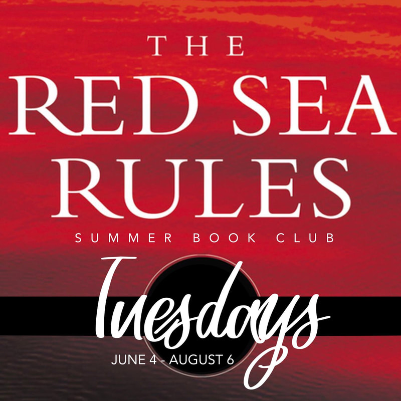 The Red Sea Rules Bible Study