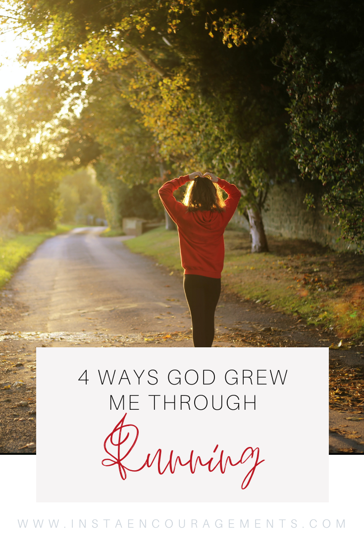 ​4 Ways God Grew Me Through Running